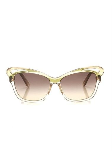 Emilio Pucci  Ep 712 278 Kadın Güneş Gözlüğü Krem